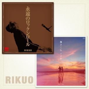 リクオ、10年振りシングルから湘南で撮影された「海さくら」MVを公開