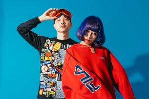 遂にきた! 話題の男女ヒップホップ・ユニット、TENG GANG STARRが1stアルバム『ICON』を9月にリリース!