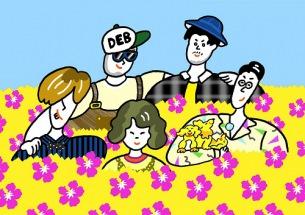 フレンズ、映画『ヌヌ子の聖★戦』とのコラボMVで5つ子コーデ披露!!!!! アルバムのトレーラーも解禁