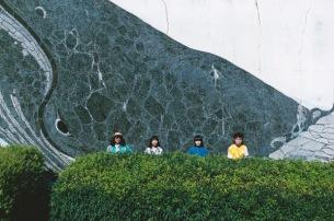 ザ・なつやすみバンド、ミツメとの完全コラボ曲「蜃気楼」MVを公開