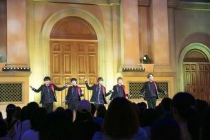 CUBERS、5thシングル「SHOOTING STAR」ジャケ写公開 Xmasイブにイベント開催決定