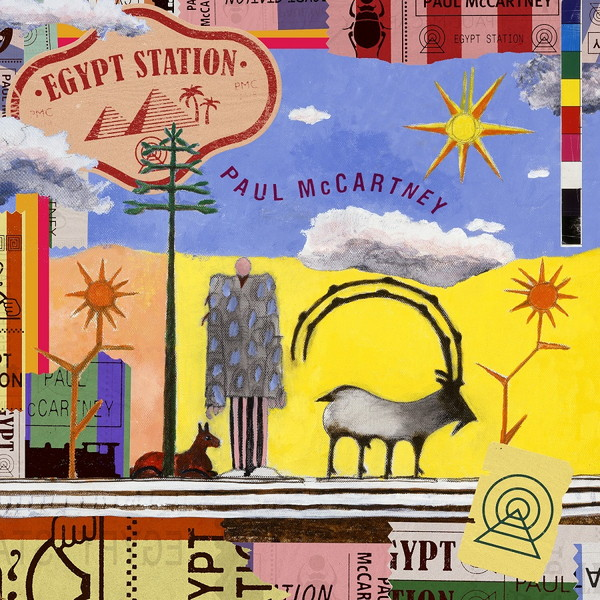 ポール・マッカートニー、新作『エジプト・ステーション』から初のミュージック・ビデオを公開