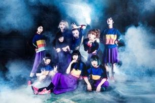 GANG PARADE、本日行われたZepp Tokyo公演が12月11日にBlu-ray&来年1月8日アルバム・リリース決定!