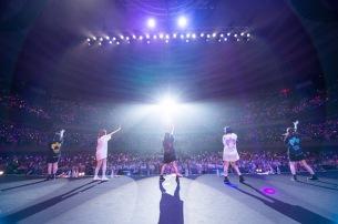 まねきケチャ、満員の日本武道館公演で藤川千愛が卒業 4時間25曲を熱演