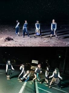 BiS 1st / 2nd、新曲「アゲンストザペイン」リリース決定! アートワーク公開