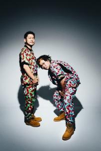 サ上とロ吉、メジャー初フルアルバム『ドリーム銀座』から新曲「ヒップホップ体操第三」が解禁!