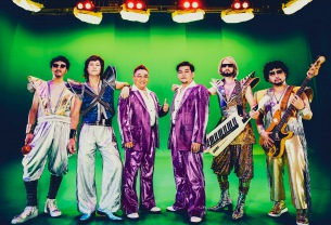MOKNEY MAJIK×サンドウィッチマンのコラボ曲「ウマーベラス」MV再生回数が200万回を突破