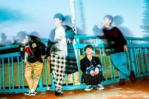 04 Limited Sazabys、10月10日発売のアルバム『SOIL』全曲トレーラーを公開