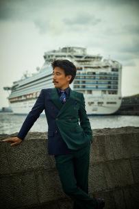 清 竜人、最新アーティスト写真とニューシングル 「目が醒めるまで(Duet with 吉澤嘉代子)」のジャケット写真公開