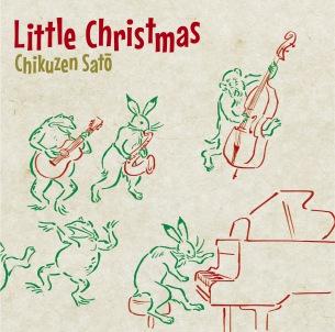 佐藤竹善、11月14日発売クリスマス企画アルバム「Little Christmas」詳細発表