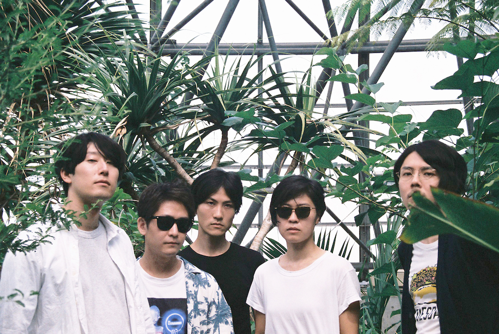 "Poor Vacation、""平成最後のアーバン・ポップ・スタンダード""となるアルバムをリリース"