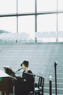 翻訳家・柴田元幸と音楽家・haurka nakamuraが、KAAT神奈川芸術劇場主催の〈Autumn Theatre Night〉に出演決定