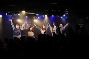 BILLIE IDLE® ツアー初日にてニューシングル発売を発表