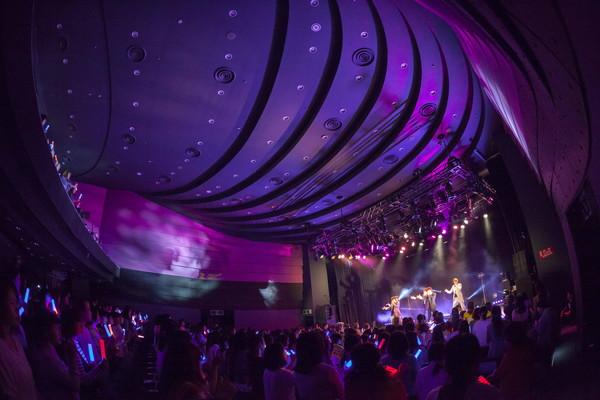 CUBERS『踊らないワンマン』規模拡大で冬に開催