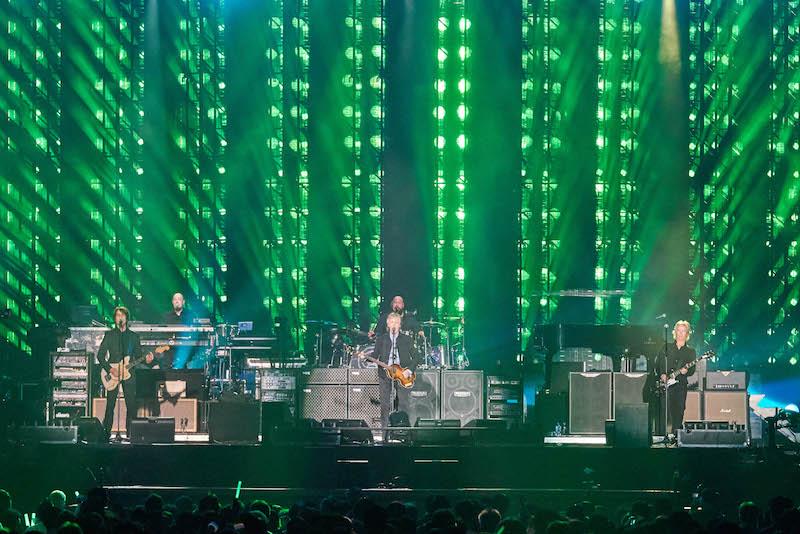 ポール・マッカートニー、名古屋にて熱狂の最終公演