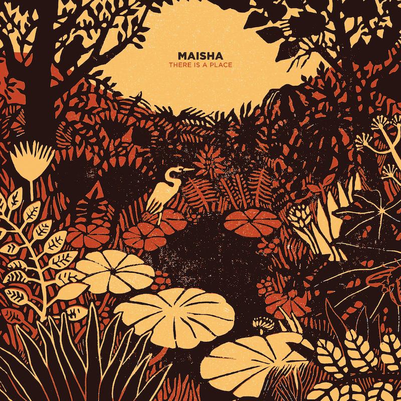 新世代UKジャズ・シーンから現れた期待の新星、マイシャ、デビュー・アルバム『There Is A Place』が本日リリース