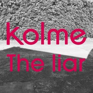 kolme、配信シングル第2弾「The liar」を11月19日リリース決定、ジャケット写真も公開