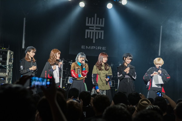 EMPiRE于2019年2月发行首张单曲