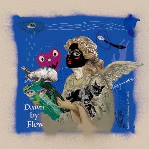 校庭カメラガールドライ、1st full album『Dawn by Flow』発売決定、ジャケットと収録曲も公開