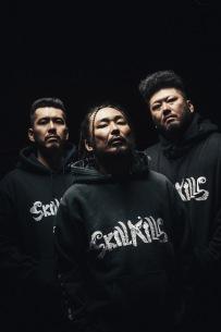 skillkills、ベストアルバムから「Shake」のライヴ映像を公開
