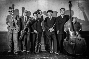 BLOODEST SAXOPHONE、結成20周年2ヶ月連続リリース第一弾『I JUST WANT TO MAKE LOVE TO YOU』を発売
