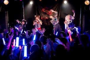 【LIVE REPORT】ゆるめるモ!、1月のZEPPワンマンへの期待が募る、圧倒的パワーに満ちた和歌山公演!