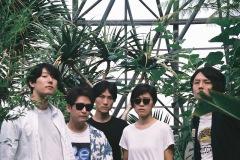 Poor Vacation、大比良瑞希や柳澤豊(MONO NO AWARE)らを迎えた特別編成での1stアルバム・リリースパーティー開催、 共演にOkada Takuro(band set)