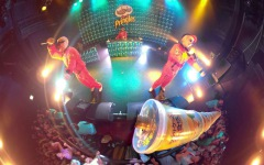 シークレット・ライヴ〈Beyond Pop supported by Pringles〉の360°VRライヴ映像が楽しめるキャンペーンを開催