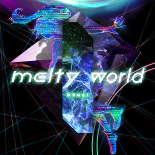 TeddyLoidがプロデュース、Kizuna AI初のEDMトラック「melty world (Prod. TeddyLoid)」が本日リリース