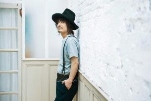 高田漣ニュー・シングル『モノクローム・ガール』明日リリース、3都市回るツアーも開催
