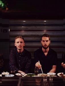 ロンドン出身の不思議エレクトロ・デュオHONNE、ニュー・アルバムよりセッション動画を続々公開&待望の来日公演決定