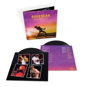 大ヒット中映画『ボヘミアン・ラプソディ』サントラLP発売決定、7インチ・シングル付きの限定盤2枚組ピクチャー・ディスクも発売