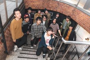 〈TALTOナイト2019 東名阪ツアー〉開催決定、さらにTALTO所属バンドによる会場限定グッズ付きスプリットシングル発売決定