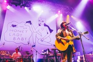 あいみょん、全国ツアー〈AIMYON TOUR 2018 -HONEY LADY BABY-〉ファイナル公演をZepp Tokyoにて開催