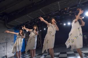 新宿ロフトでsora tob sakanaと崎山蒼志がステージで初共演が実現