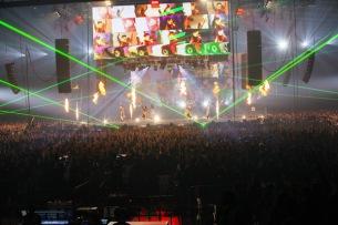 【レポート】BiSH、1万7000人の前で魅せた壮大な芸術作品