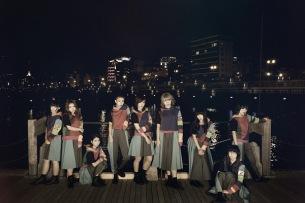 GANG PARADE、1/8発売のアルバムよりハルナ・バッ・チーン作曲『夜暗い夢』MV公開