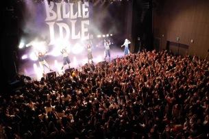 BILLIE IDLE、ツアー・ファイナルにてニュー・シングル初披露、及び全国6都市ツアー開催を発表
