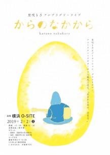 里咲りさ、アンプラグド・ワンマン〈からのなかから〉来年2月に開催