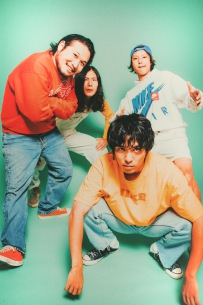 TENDOUJI、4th EP『FABBY CLUB』よりライヴでも定番の「Killing Heads」のミュージック・ビデオを公開
