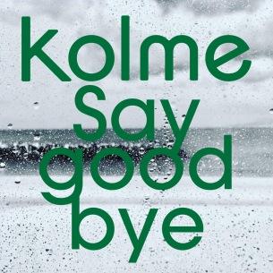 kolme デジタル・シングル第4弾「Say good bye」1月14日にリリース