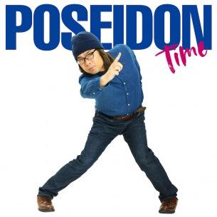 """ポセイドン・石川、""""あの方""""の誕生日にメジャー・デビューアルバム『POSEIDON TIME』緊急発売決定、2月4日リリース"""