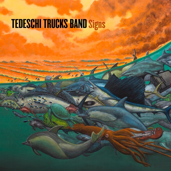 由Tedeschi Tracks Band举办的新专辑发行和日本之旅