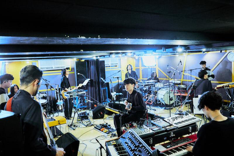 "odolがTOKYO FM「KIRIN BEER ""Good Luck"" LIVE」に出演、YMO「ONGAKU」のカバーも演奏"