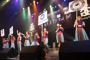 GANG PARADE、メジャーデビュー決定! 野音ワンマンツアーも開催