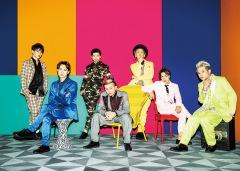 DA PUMP、ニュー・シングル「桜」を3月6日にリリース決定