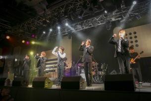 CUBERS、会場規模拡大の〈冬の踊らないワンマン〉で2019年をスタート―OTOTOYライヴレポ
