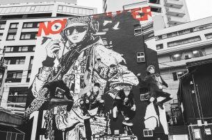 NOISEMAKER、1/23リリースのミニ・アルバム『RARA』巨壁ジャケット・メイキング映像を公開