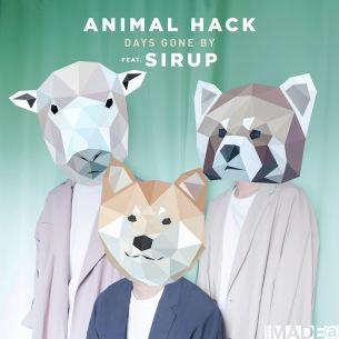 プロデューサーDJデュオANIMAL HACKがSIRUPとのフィーチャリング楽曲をリリース決定
