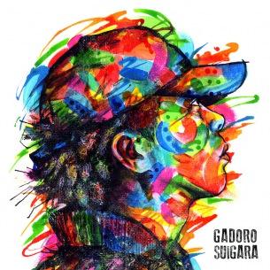 GADORO、3rdアルバム『SUIGARA』のCDジャケット、収録曲を公開、インストア・イベント開催